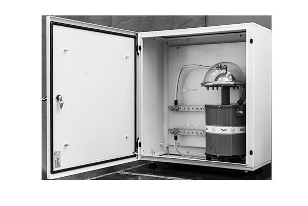 Earth power box 1 x sct 50ka - Energica